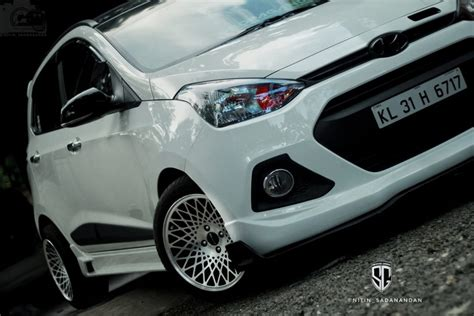 This 'Modified-in-India' Hyundai Grand i10 looks