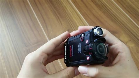 Olympus Tough TG Tracker Full Review - YouTube