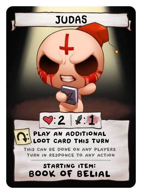 The Binding of Isaac: Four Souls Is a New Card Game from