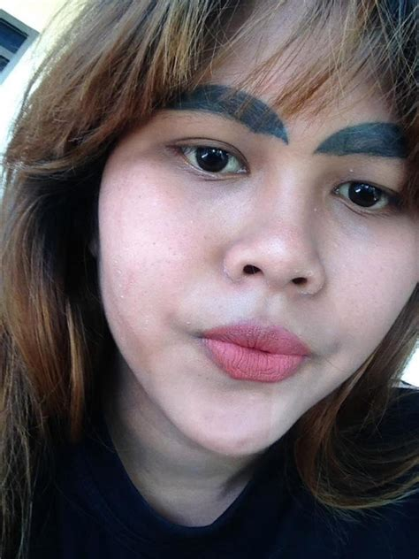 Women Gets Botched Eyebrow Tattoos Removed - Tattoo Ideas