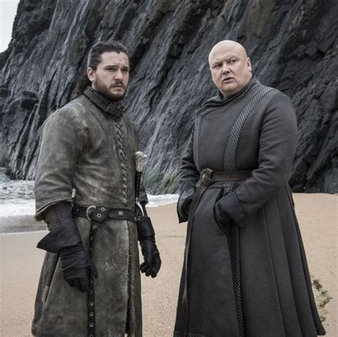 Varys Tried to Poison Daenerys in Game of Thrones Season 8