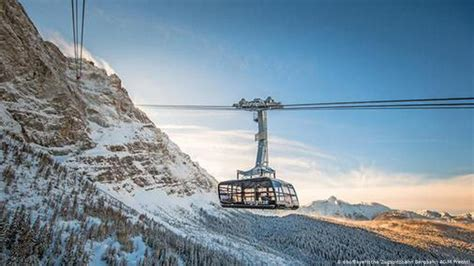 The Zugspitze cable car - it′s the tops! | All media