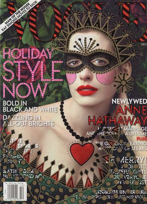 Fashion Magazine Covers Customised With Bright, Vibrant